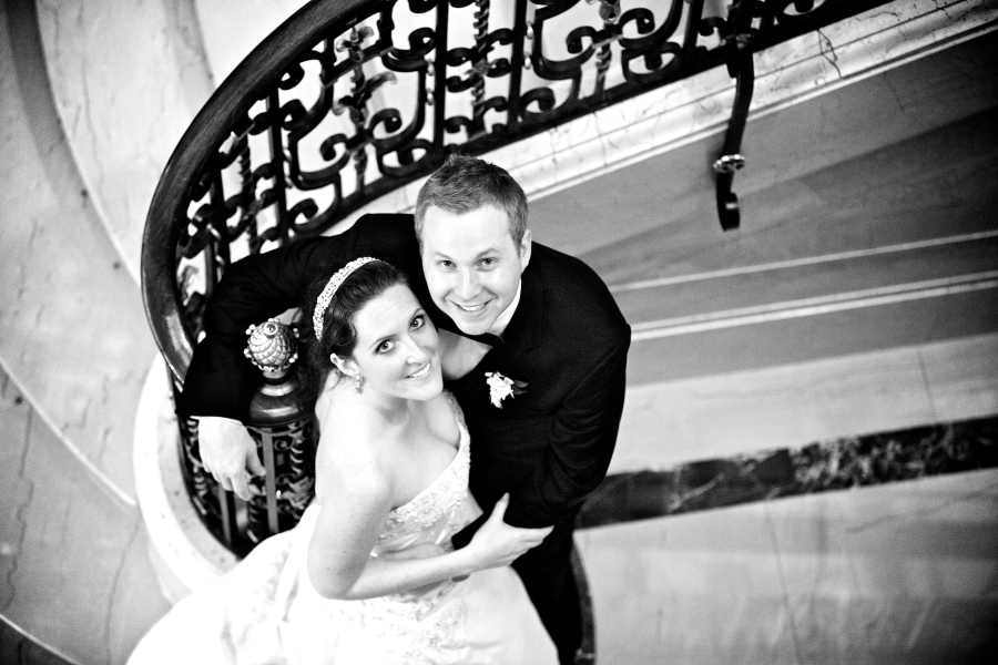 Detroit Athletic Club (the DAC) Wedding Photographer Videographer Sweetest Heart of Mary Church Michigan 05